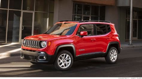Jeep Mini Suv Jeep Unveils New Renegade Small Suv Mar 4 2014