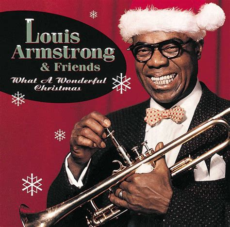 Cd V A A Cool Yule Jazz louis armstrong friends what a wonderful