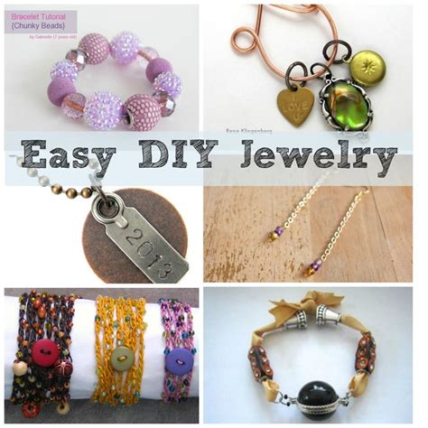 easy jewelry projects the world s catalog of ideas
