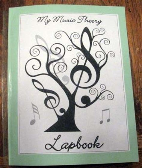 free music theory lapbook | homeschool | pinterest | we
