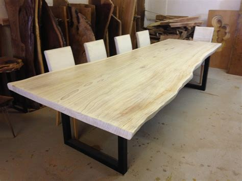 living edge dining table live edge dining table white dining table redwood
