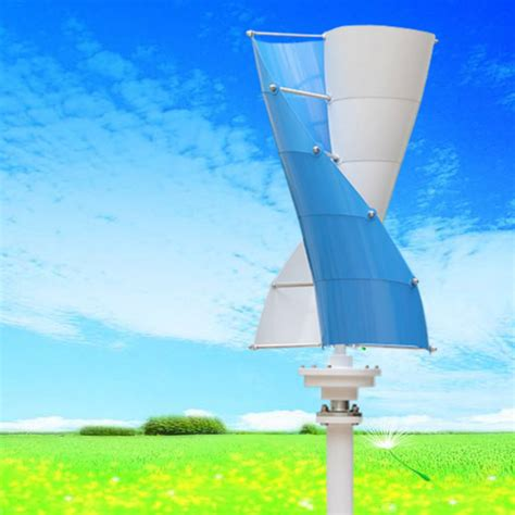 windmill vertical wind turbine generator blade