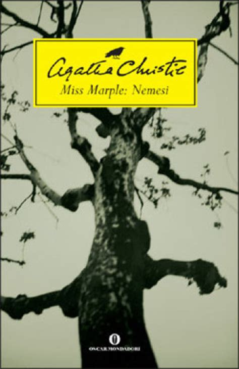 libro nemesis miss marple miss miss marple nemesi agatha christie libro mondadori store
