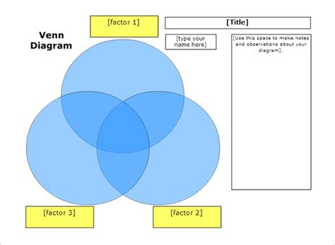 Free Venn Diagram Templates 10 Free Word Pdf Format Editable Venn Diagram Template