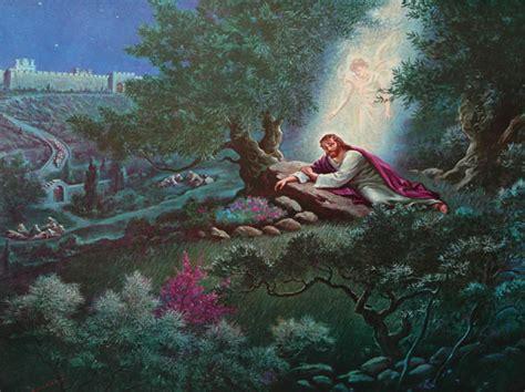 garten gethsemane ltd warner sallman story of gethsemane centered