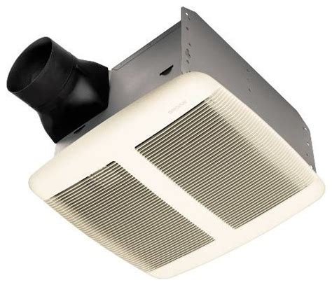 Modern Bathroom Fans Broan Solitair Series Exhaust Fan 80 Cfm Modern Bathroom Exhaust Fans By Builderdepot Inc