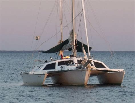 trimaran on sale 1967 used piver loadstar trimaran sailboat for sale