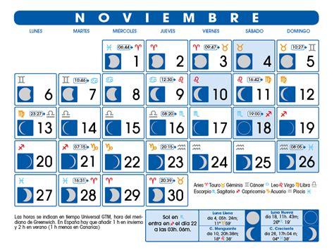 Calendario Lunar Noviembre 2014 Argentina Calendario Lunar Noviembre 2013 Calendario Lunar Noviembre