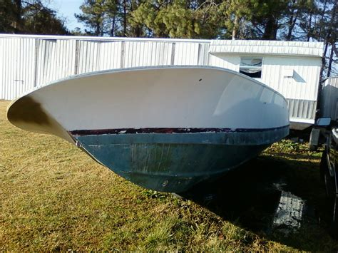 sport fishing boat hulls for sale 23 seabird hull project boat the hull truth boating