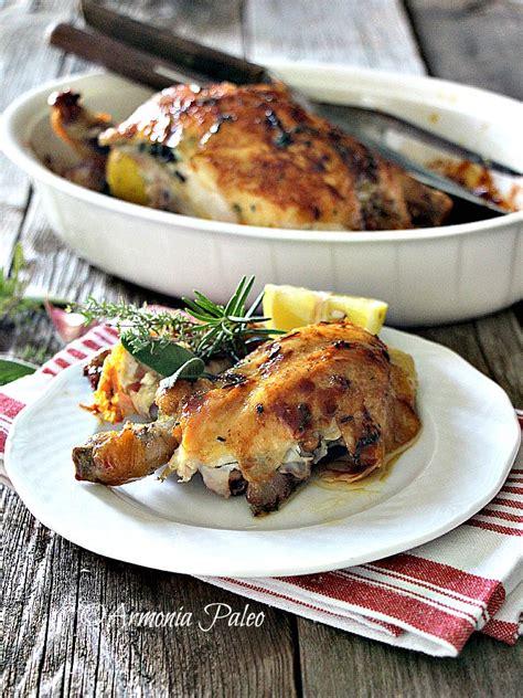 cucinare pollo intero pollo arrosto
