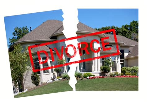 in house separation divorce may require the refinancing or sale of the home gwin steinmetz baird pllc