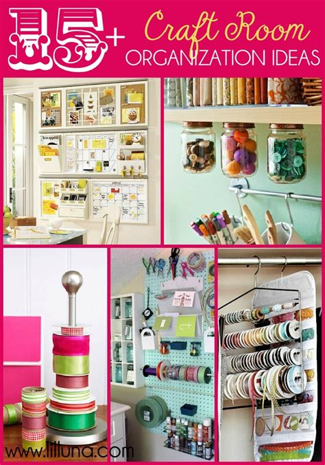 organization ideas diy craft room ideas