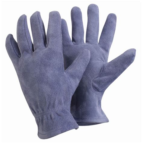 Gardening Gloves by Briers Washable Leather Gardening Gloves 0077