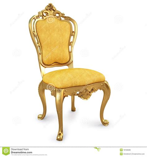 Royalty Chair by Chair Royalty Free Stock Image Image 18169586