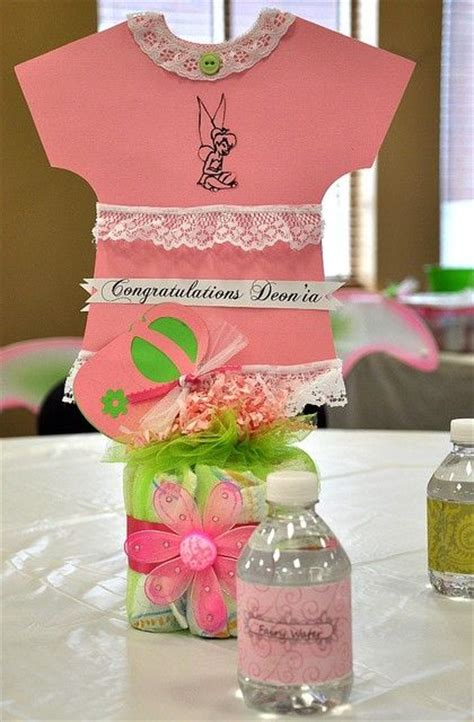 Baby Shower Ideas Pink And Green by Pink And Green Tinkerbell Baby Shower Pinkgreen