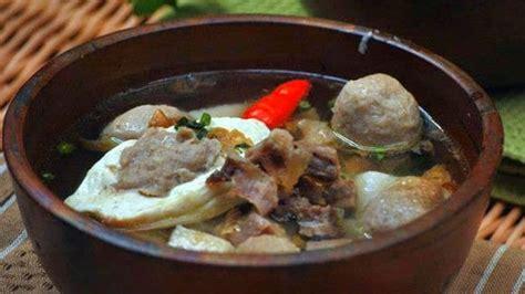 kuliner khas bogor  unik dannikmat banget wisata