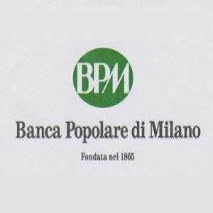 banco popolare bpm bpm popolare di milanomia