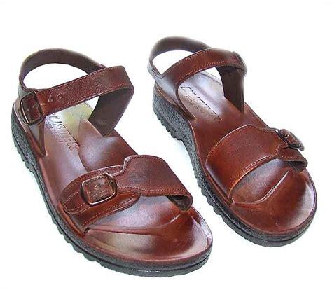jesus sandal genuine jerusalem all leather sandals holy land 4 jesus