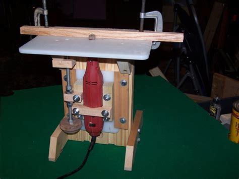 dremel router table  rustyl  lumberjockscom