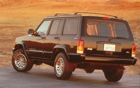 jeep cherokee brown used 1999 jeep cherokee for sale pricing features