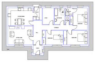 Blue Prints For Homes by Example Of House Plan Blueprint Examples Of House Windows