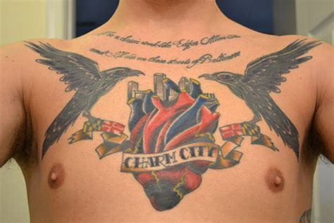 small heart tattoo on breast 75 attractive tattoos on chest