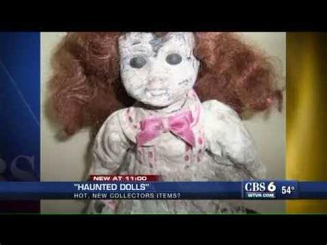 haunted doll on ebay haunted dolls net hundreds on ebay