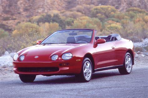 99 Toyota Celica 1994 99 Toyota Celica Consumer Guide Auto
