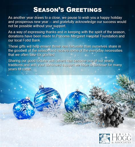 best wishes of the season season s greetings best wishes for the new year bill