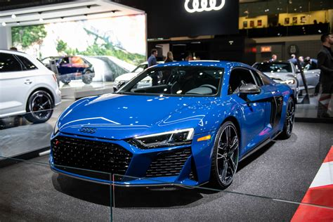 Audi R8 V10 2020 by 2020 R8 Gets New Look 200 Mph Top Speed For All Models