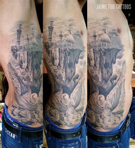 muslim tattoo artist jaime deleon tud certified artist