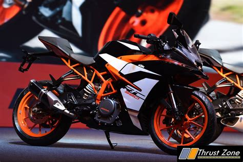Ktm Rc 200 Price India 2017 Ktm Rc390 Launched At Rs 2 25 Lakhs Continues To
