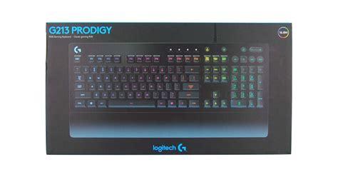 Keyboard G213 Prodigy logitech g213 prodigy rgb gaming keyboard review