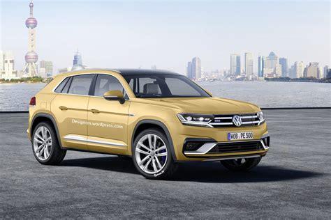 Neuer Tiguan 2015 by New Volkswagen Tiguan To Be Shown At Frankfurt Motor Show
