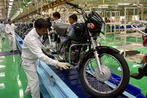 hero motocorp ap plant production to commence by dec 2018 hero s haridwar plant to resume production on tuesday