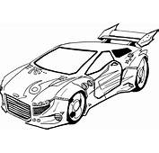 Line Drawings Of Cars  ClipArt Best