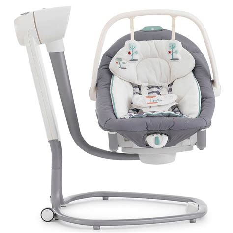baby swing from birth joie serina 2 in 1 baby rocker bouncer swing from