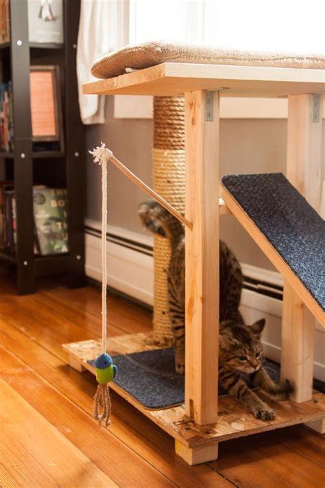 Modern Cat Tree Ikea by Diy Cat Condo Cats Catcondo Catperch Cat Condos