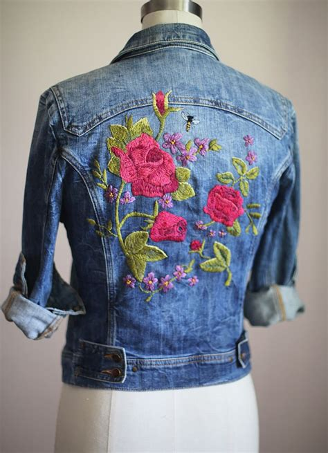 design an embroidered jacket 680 best ceras de jean 4 images on pinterest denim