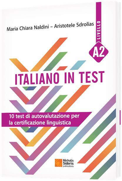 test italiano italiano in test a2