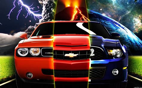 mustang challenge which car is built best camaro challenger or