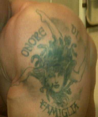 sicilian tribal tattoos sicilian quot onore di famiglia quot