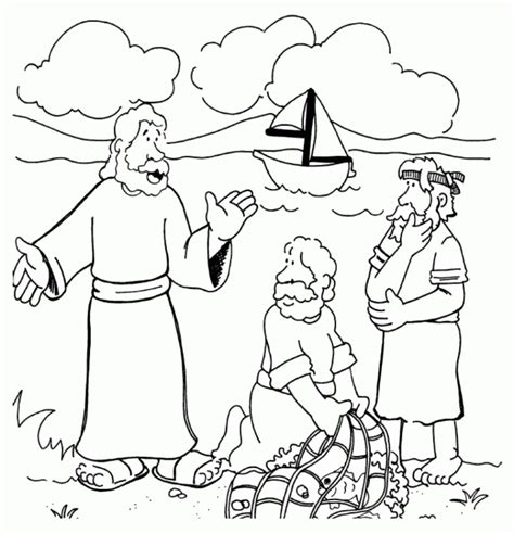 coloring pages jesus and disciples apostles coloring pages coloring home
