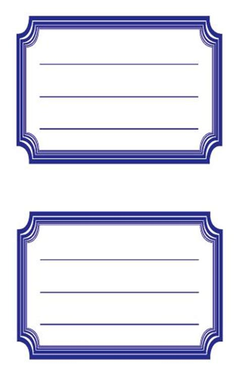 label design book paper labels under blue
