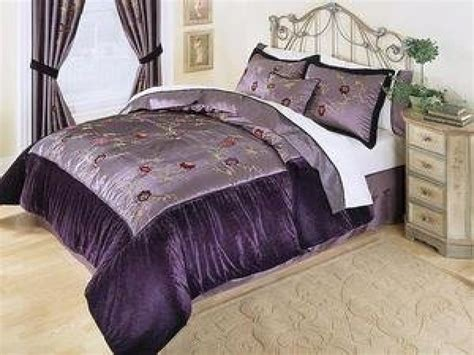Velvet Comforter Set King by Purple Velvet Bedding Purple Velvet Bedding Comforter Set