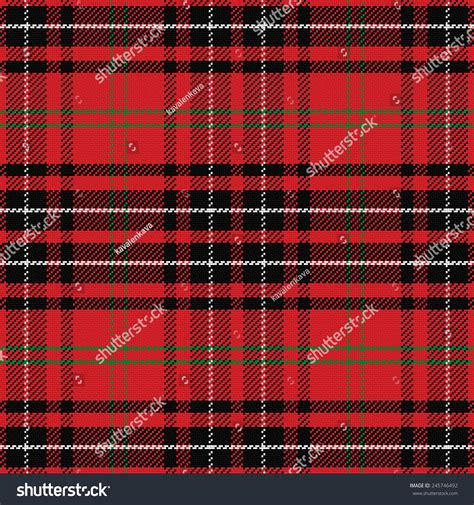 scottish tartan seamless pattern blue and red vector vector seamless pattern scottish tartan red and green