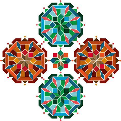 Motif Ramadhan Pattern | ramadan cover brownbook magazine pattern design on behance