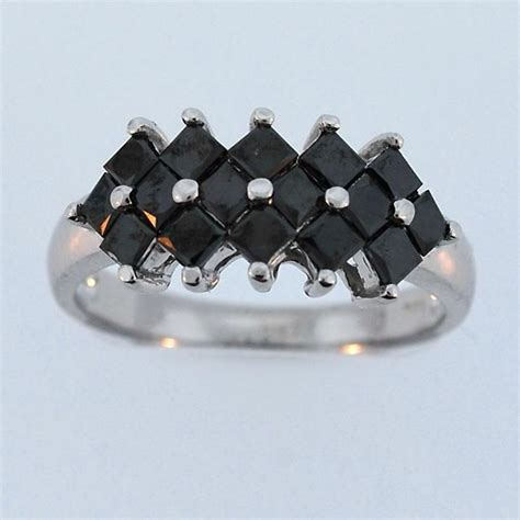 Golden Black Sapphire 41 39ct 18 best designer jewelry of the lotus images on