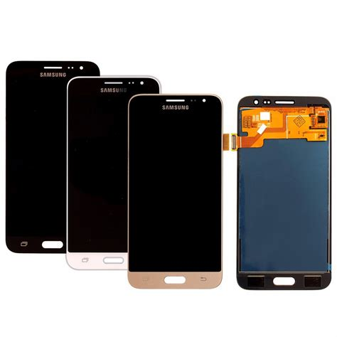 Anti Antishock Samsung Galaxy J5 J500 T1910 3 frontal tela display lcd touch samsung galaxy j3 sm j320 r 136 99 em mercado livre