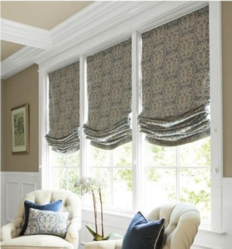 roman shade curtains roman curtains how to make diy roman shades for wide